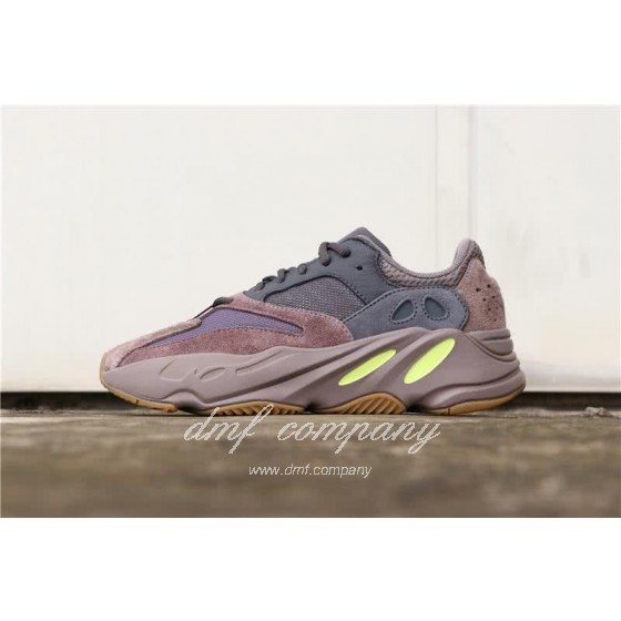 Adidas Yeezy Boost 700 Purple Grey And Yellow Men And Women