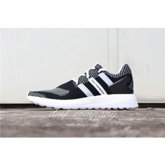 Adidas Y-3 Pure Boost ZG Kint Y3 AQ5731 Men Black/White