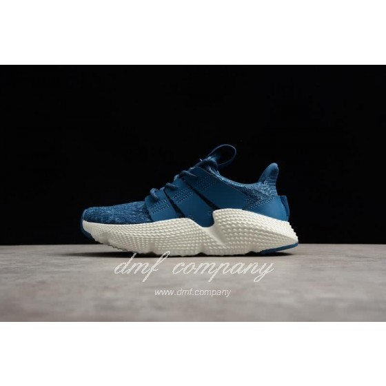 Adidas Prophere Kids Shoes Blue/White