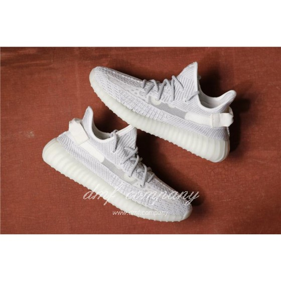 "Adidas Yeezy 350 V2 Boost ""STATIC REFLECTIVE"" Shoes White Men/Women"