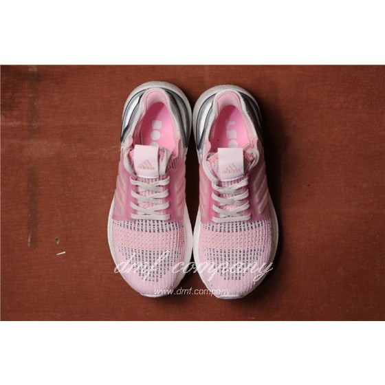 Adidas Ultra Boost 19 Women Pink Shoes