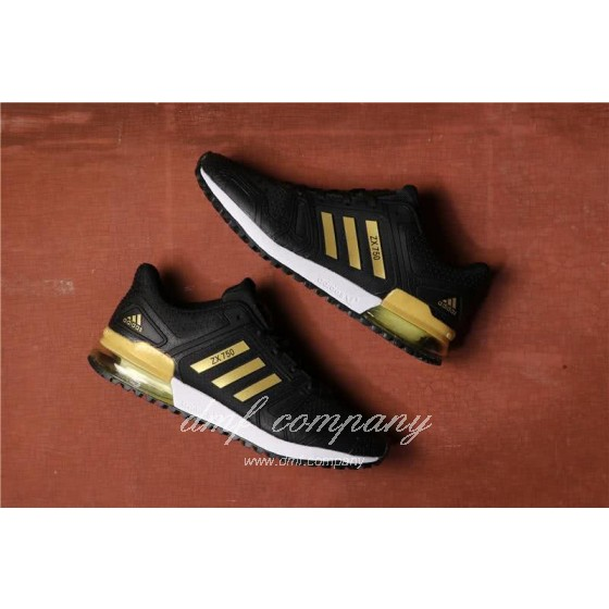 Adidas  ZX 750 Black/Golden Men