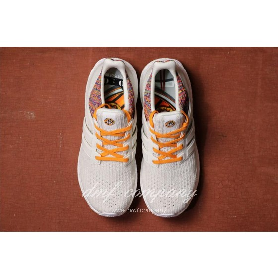 Adidas Ultra Boost D11 Men White Shoes
