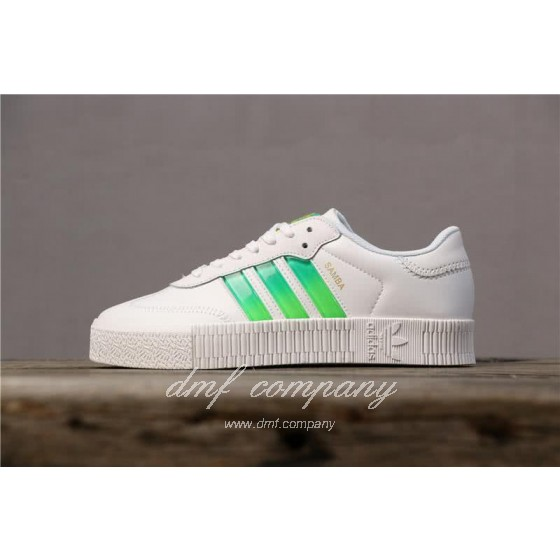 Adidas Samba Rose W SHINY GREEN Men/Women