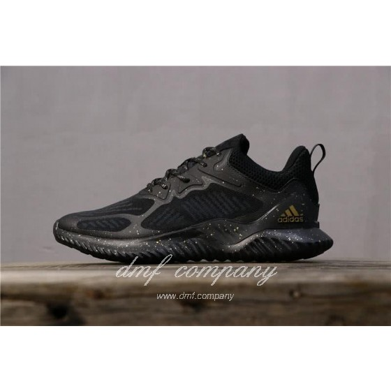 Adidas Alpha Bounce All Black Men
