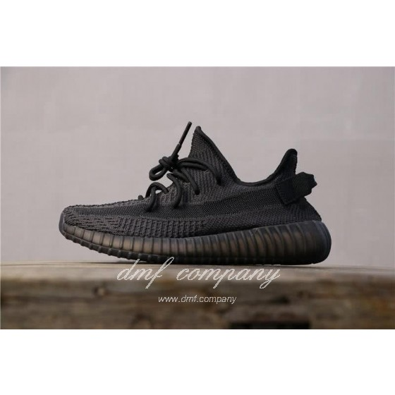 Adidas Yeezy  350 V2 Boost Shoes Black Men/Women