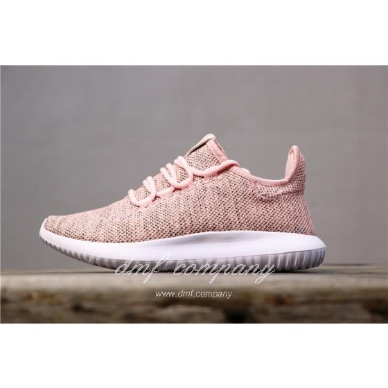 Adidas Tubular Shadow Pink Upper White Sole Men And Women
