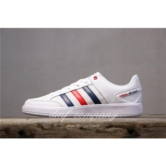 Adidas  CF ALL COURT Blue and Red Men/Women