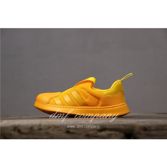 Adidas SUPERSTAR 360 Ⅰ Yellow Kids