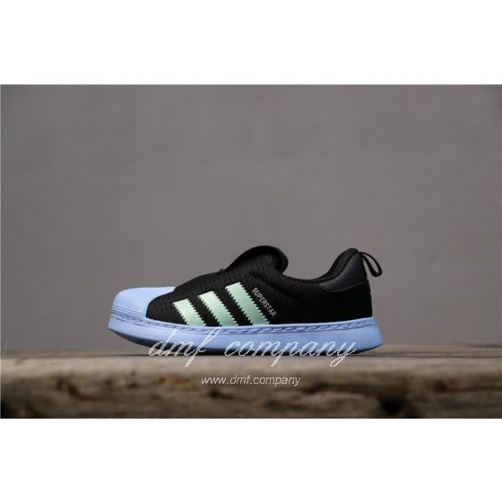 Adidas SUPERSTAR 360 Ⅰ Deep Blue Kids
