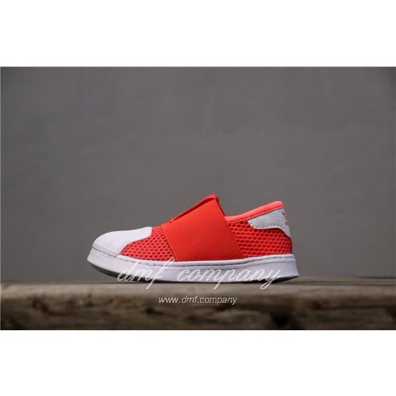 Adidas SUPERSTAR 360 Ⅰ Orange Red Kids