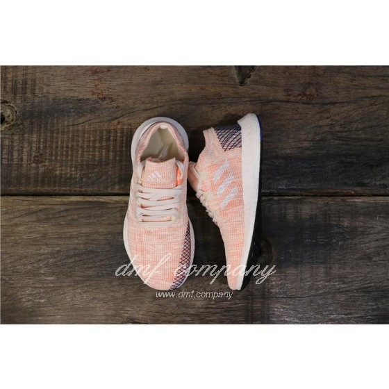 adidas Pure Boost Pink Women Shoes