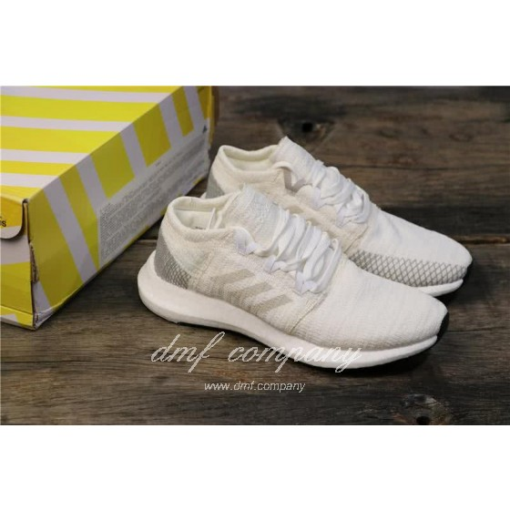 Adidas  Pure Boost AH2321 Men/Women White/Grey
