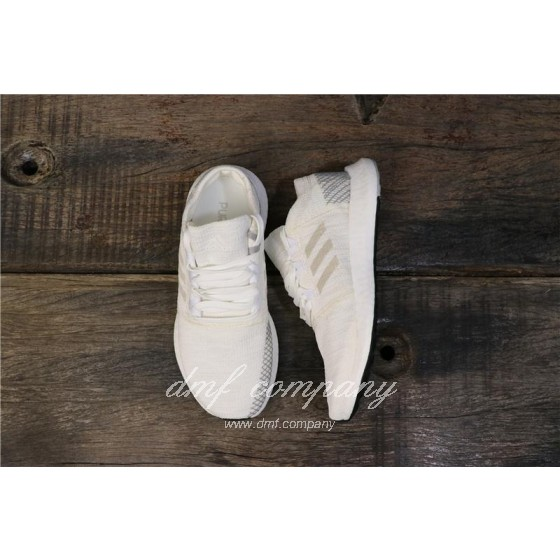 Adidas Pure Boost Men White Shoes