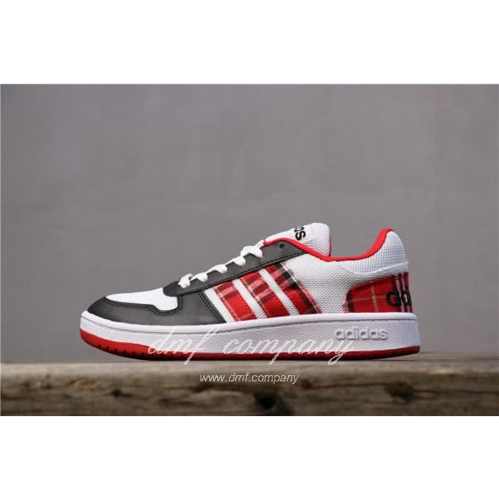 Adidas NEO Black and Red Men/Women