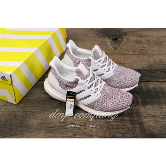 Adidas Ultra Boost 3.0 BB6172 Men/Women White/Colorful