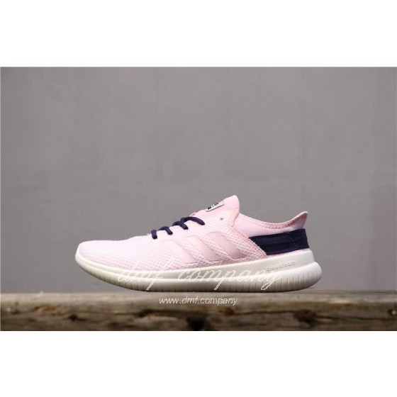 Adidas NEO Shoes Pink/Black Women