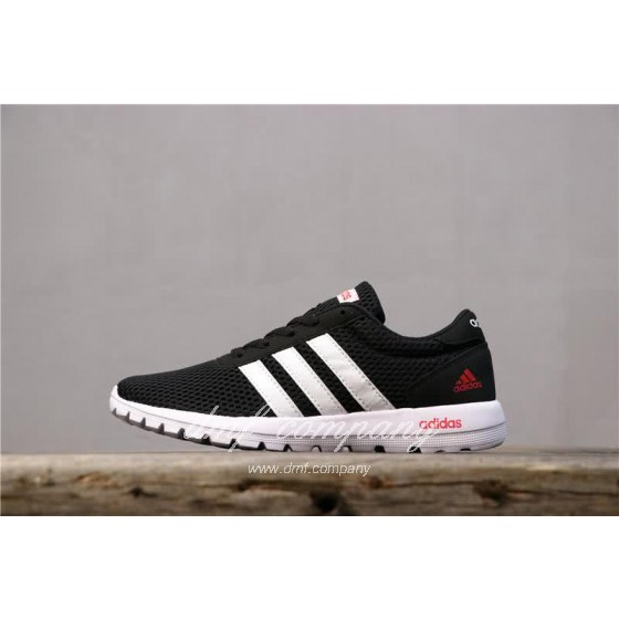 Adidas NEO Shoes Black/White Men/Women
