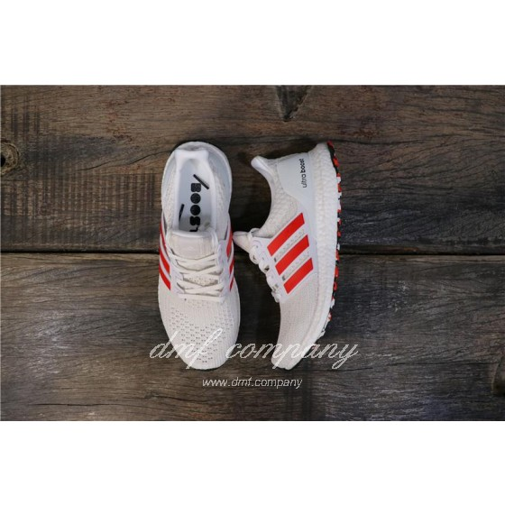 Adidas Ultra Boost 4.0 Men White Shoes