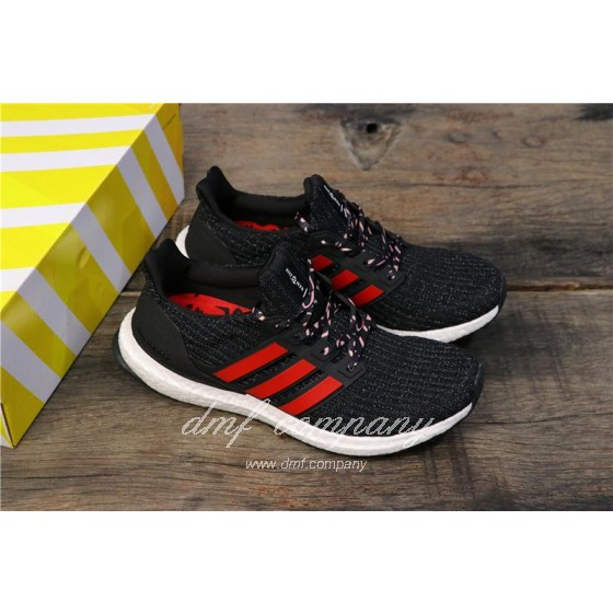 Adidas Ultra Boost 4.0 Men Black Shoes