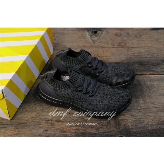 Adidas Ultra Boost Uncaged Men Black Shoes