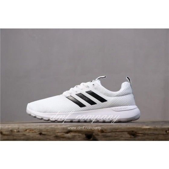 Adidas NEO LITE RACER CLN Shoes White Men/Women