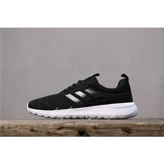 Adidas NEO LITE RACER CLN Shoes Black Men/Women