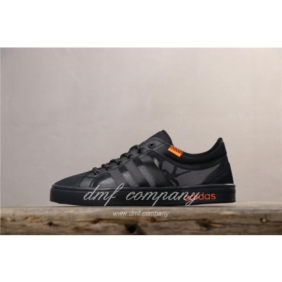Adidas DAILY TEAM Neo Shoes Black Men