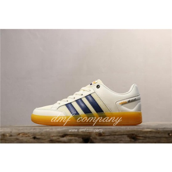 Adidas CF ALL COURT MID Shoes White Men