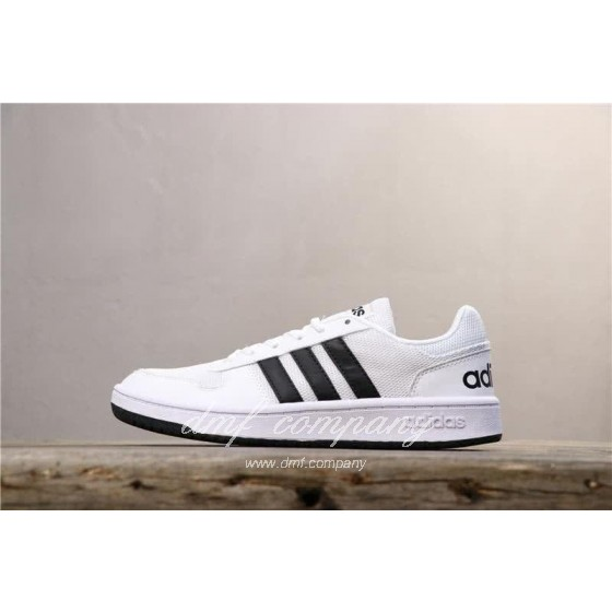 Adidas NEO HOOPS 2.0 Shoes White Men/Women