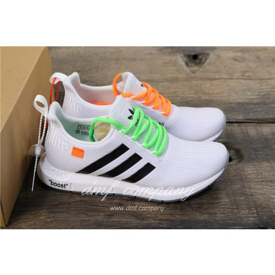 Adidas Ultra Boost Vncaged White Black Men Women Shoes