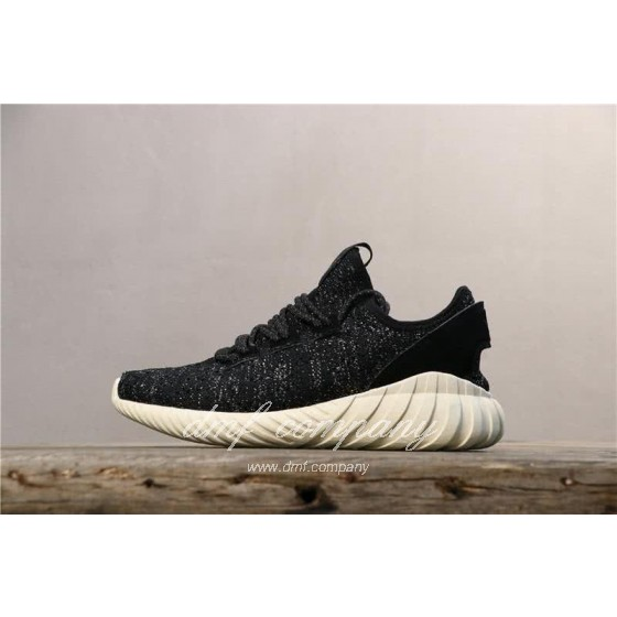 Adidas Tubular Doom Sock Pk Shoes Black/White Women/Men