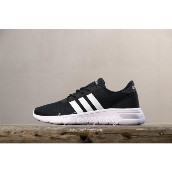 AdidasLITE RACER NEO Shoes Black Women/Men
