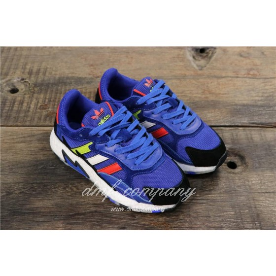 Adidas Tresc Run Men Women Blue Shoes