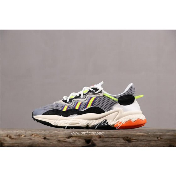 Adidas Ozweego Pride Rainbow Shoes Grey Men/Women