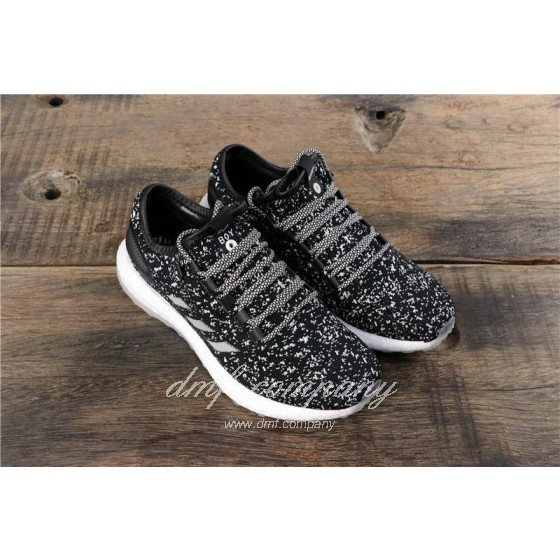 adidas Pure Boost S.E UB Men Women Black Shoes