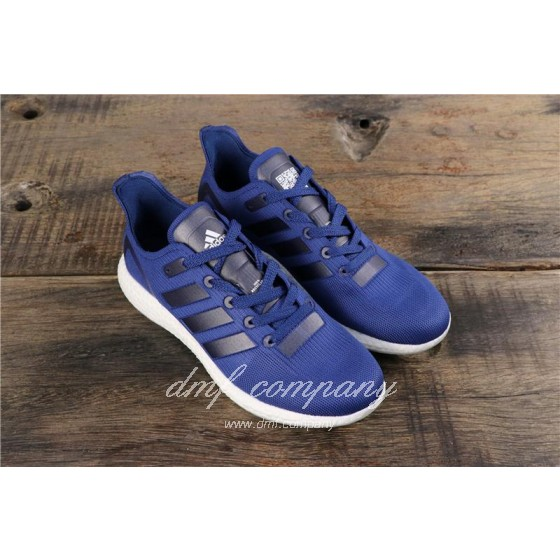 Adidas Ultra Boost 19 Women Men Blue Shoes
