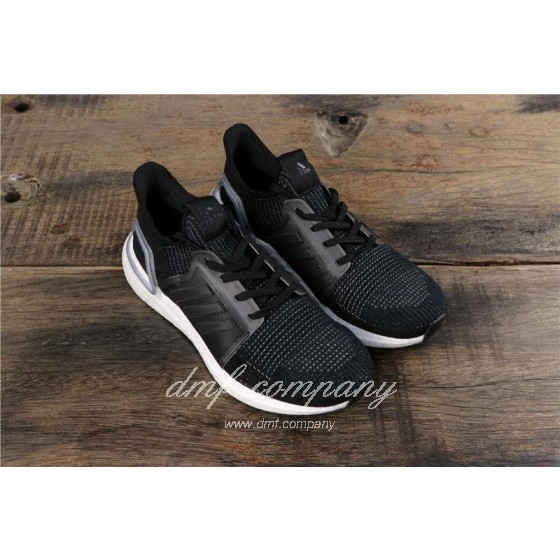 Adidas Ultra Boost Men Women Black Shoes