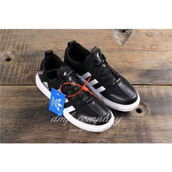 Adidas Extaball M Men White Black Shoes