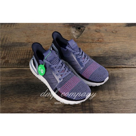 Adidas Ultra Boost 19 Women Purple Shoes