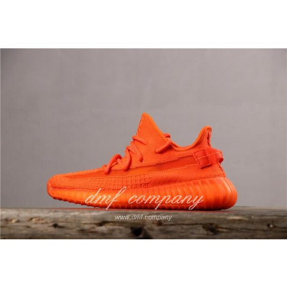 Adidas Yeezy Boost 350 V2 Men Women Red Shoes