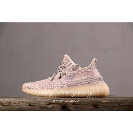 Adidas Yeezy Boost 350 V2 Men Women Pink Static Shoes