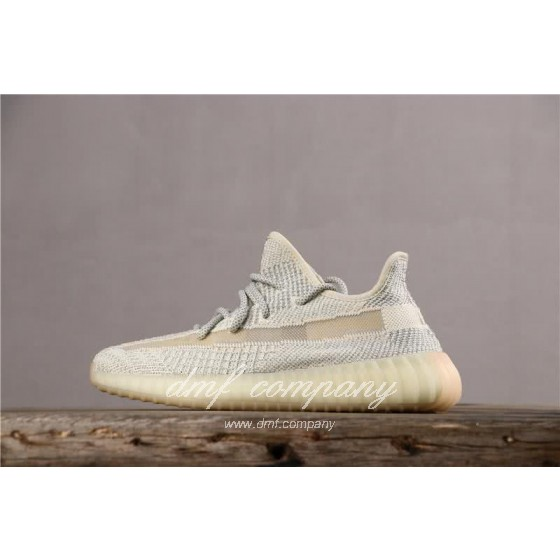 Adidas Yeezy Boost 350 V2 White Static Men Women Shoes