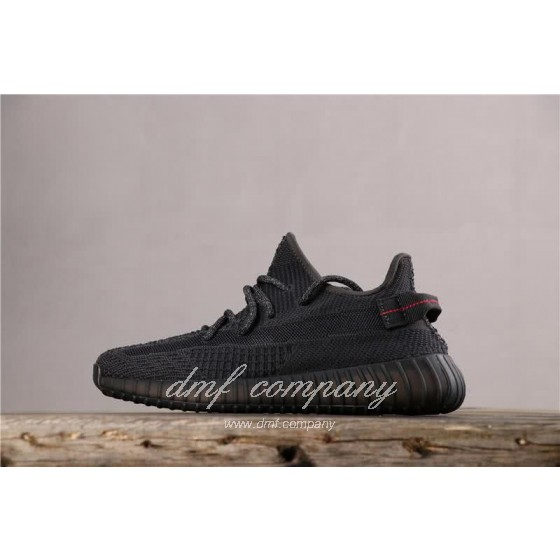 Adidas Yeezy Boost 350 V2 Black Men Women Shoes