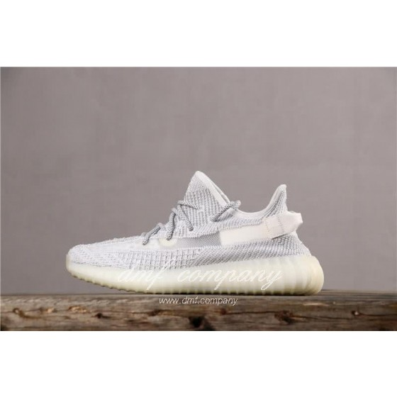 Adidas Yeezy Boost 350 V2 White Static Reflective Men Women Shoes