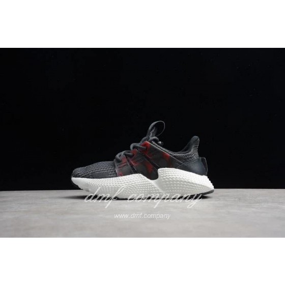Adidas Prophere Kids Shoes Gery And Black