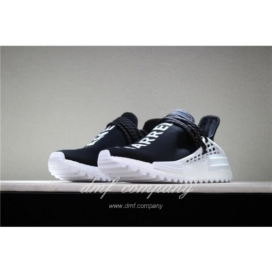 Adidas PW Human Race NMD Black And White Men And Women
