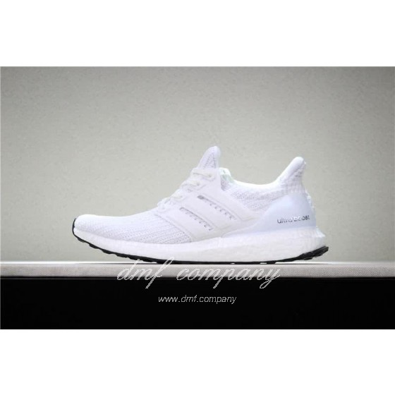 Adidas Ultra Boost 4.0  Men/Women WHITE