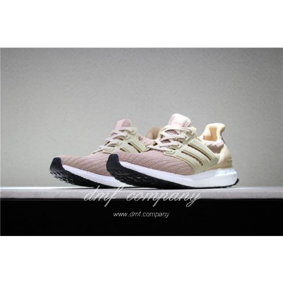 Adidas Ultra Boost 4.0 Women Pink Shoes