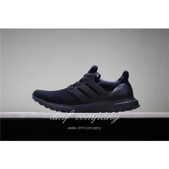 Adidas Ultra Boost 4.0  Men/Women ALL BLACK